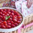 Tarta z truskawkami i kremem – przygotuj francuskiego klasyka