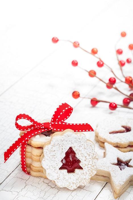 Przepis na kruche ciasteczka na święta