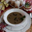 Zupa grzybowa – tradycyjna potrawa wigilijna