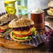 Przepis na burger z kaszy jęczmiennej ? według Babci Zosi