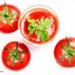Soczysty owoc, pachnące warzywo czy szklanka owocowego lub warzywnego soku