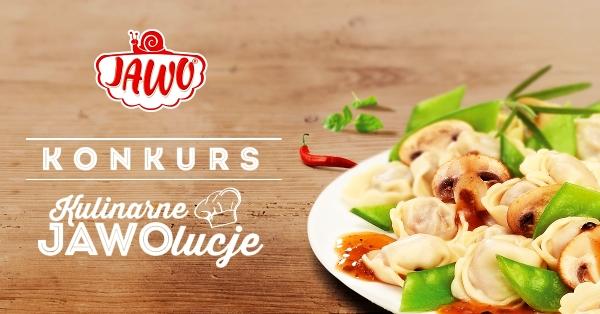 """""""Kulinarne JAWOlucje"""" – konkurs kulinarny"""