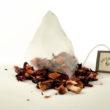 Herbaciane mrożone napoje orzeźwiające