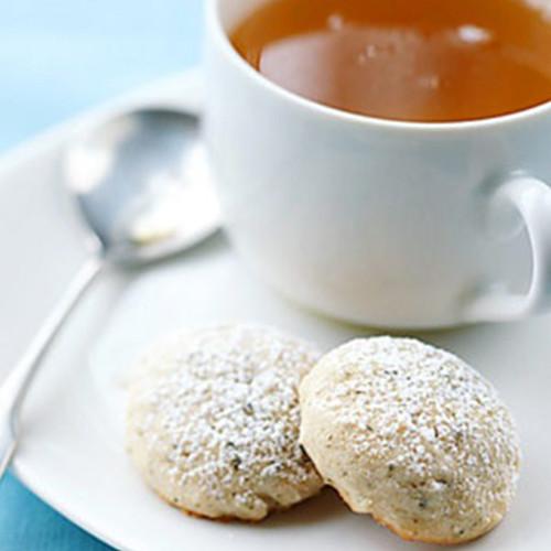 Przepis na herbaciane ciasteczka z nutą jaśminu