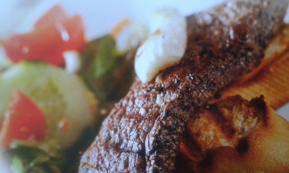 Appetita poleca: aromatyczny stek w mięcie!