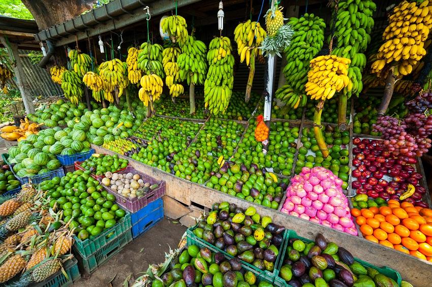 W krainie smaków i zapachów – lankijski bazar