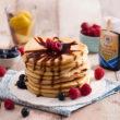 Złote śniadanie w amerykańskim stylu!