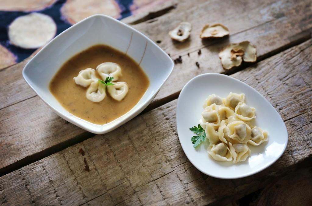Zupa grzybowa nie tylko od święta!