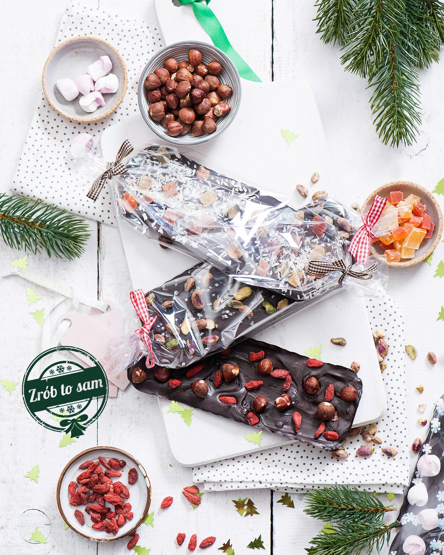 Smacznie i od serca –jadalne prezenty na święta
