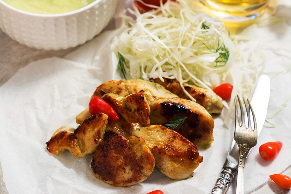 Świąteczne potrawy z orientalnymi produktami