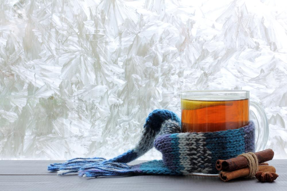 Rozgrzewające herbaty na zimę