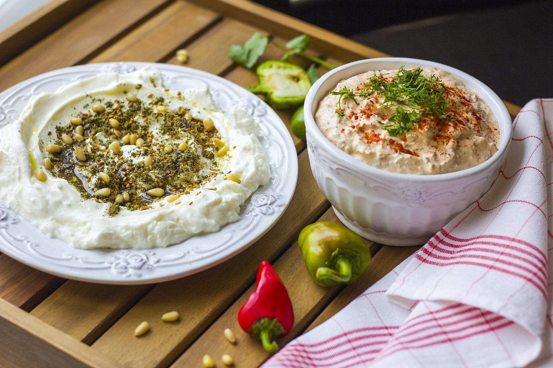 Labneh, czyli ser z Bliskiego Wschodu