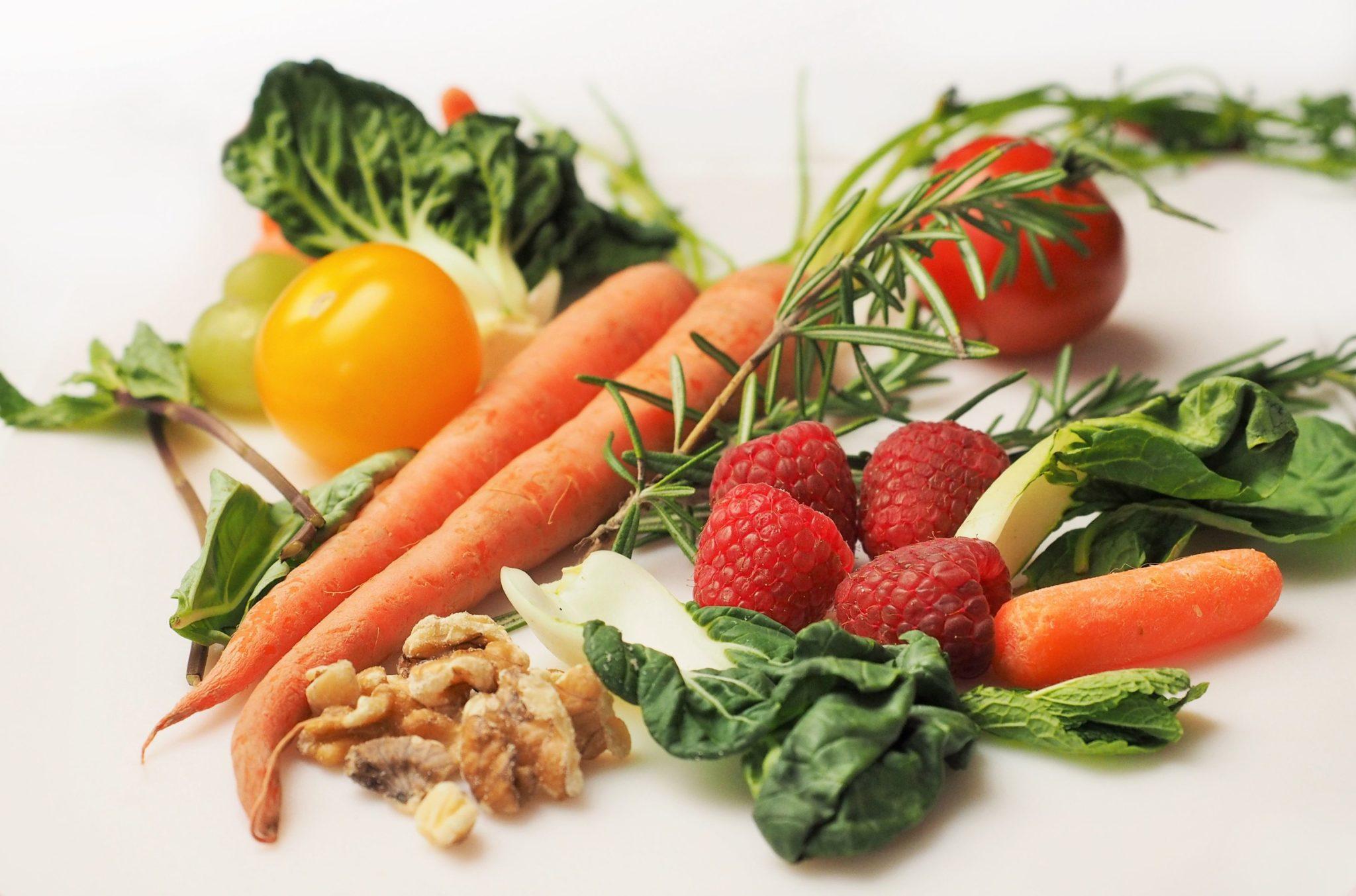 Tajniki kuchni warzywnej, czyli pożywne menu w wersji wegetariańskiej