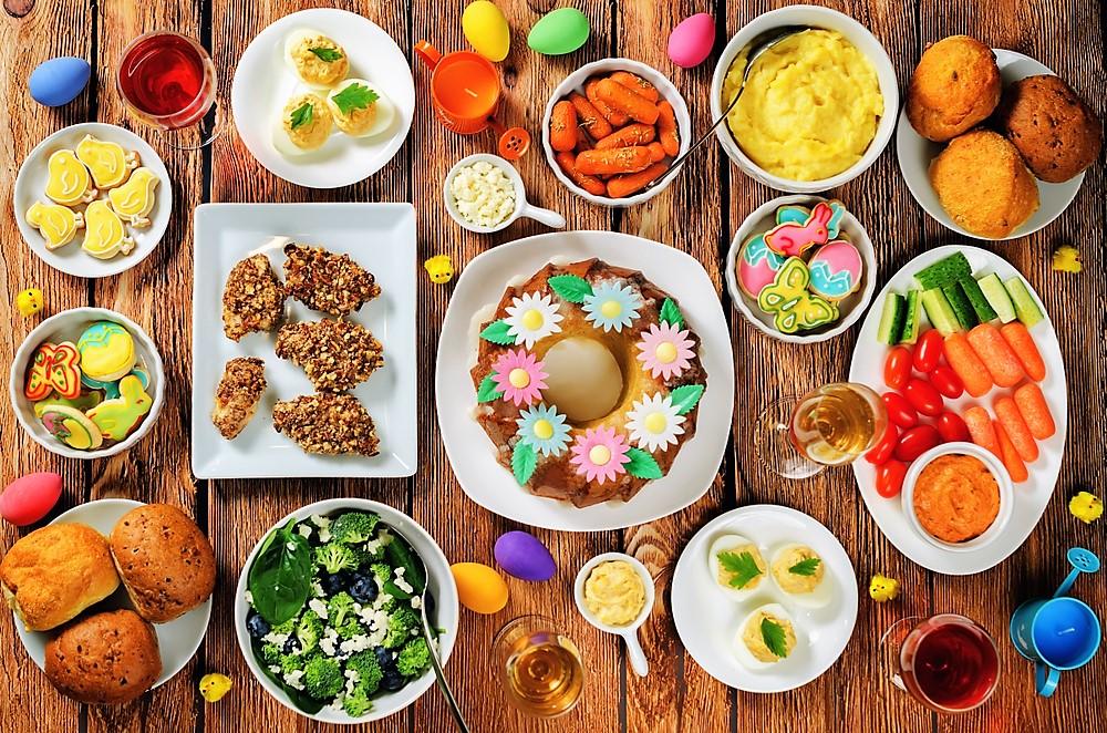 Warzywne dodatki na wielkanocnym stole gwarancją smacznych i zdrowych Świąt