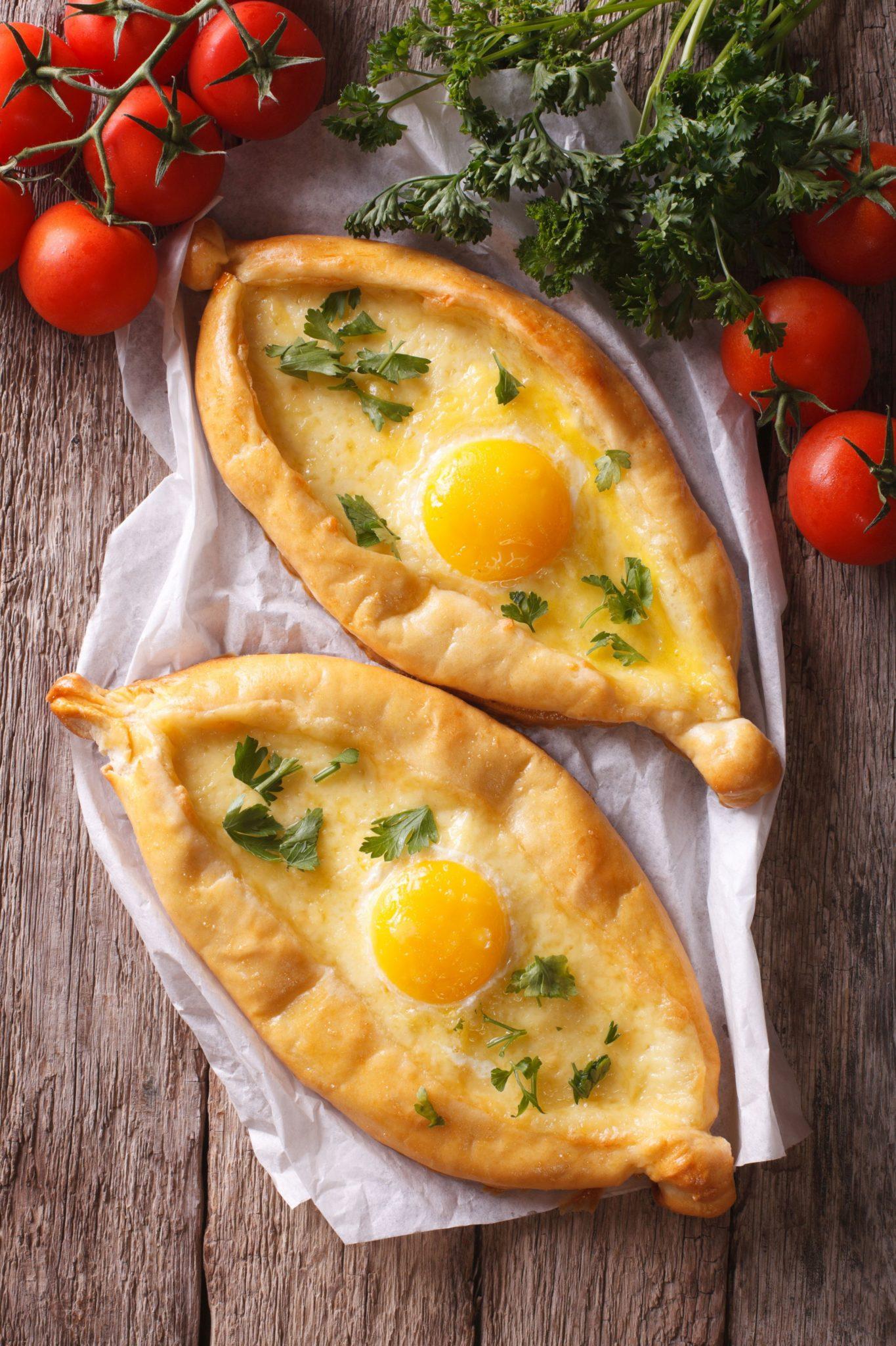 Chaczapuri, czyli gruzińska pizza idealna na lato