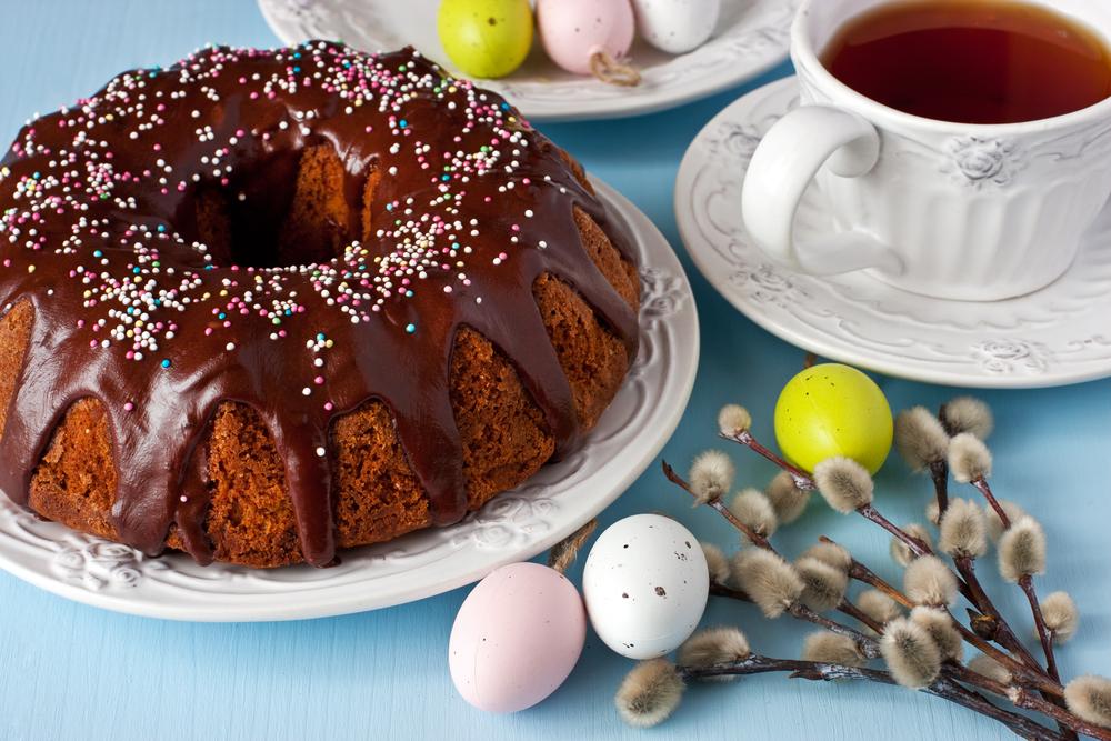 Aromatyczna herbata na Święta Wielkanocy