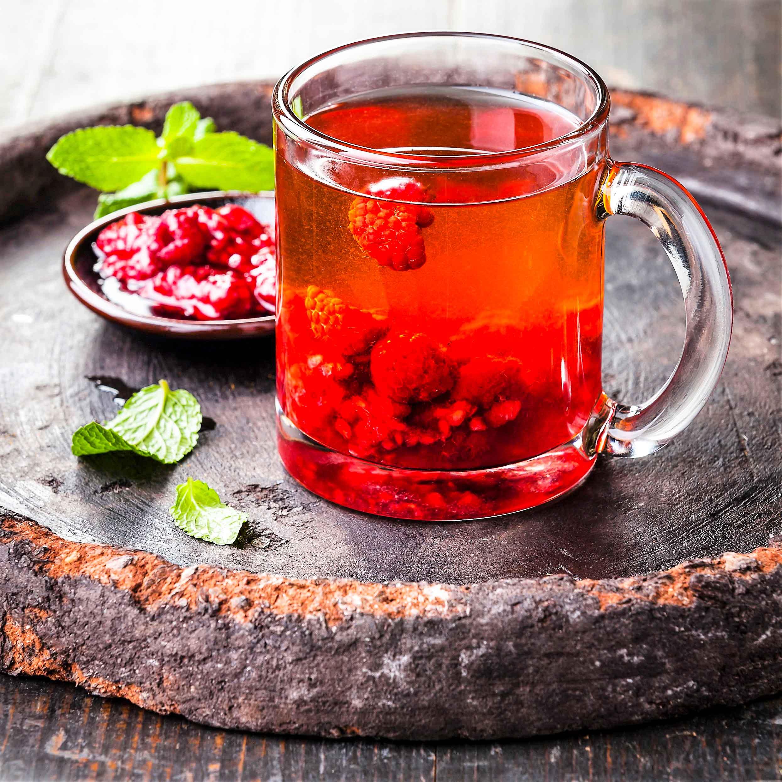 Letnie smaki herbaty