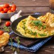 Słoneczna kuchnia na lato: Menu w kolorze żółtym