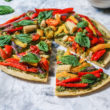 Odkryj baba ghanoush! Niebanalna pizza z bakłażanem