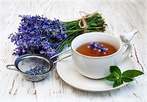 Skomponuj własną herbatę
