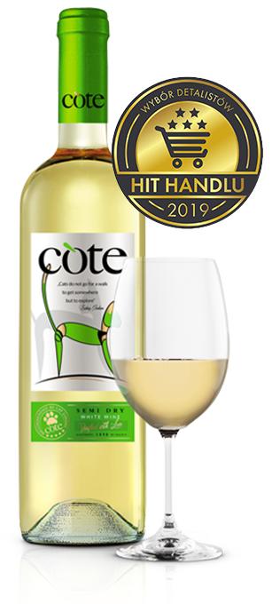 Wino Cote White Semi Dry