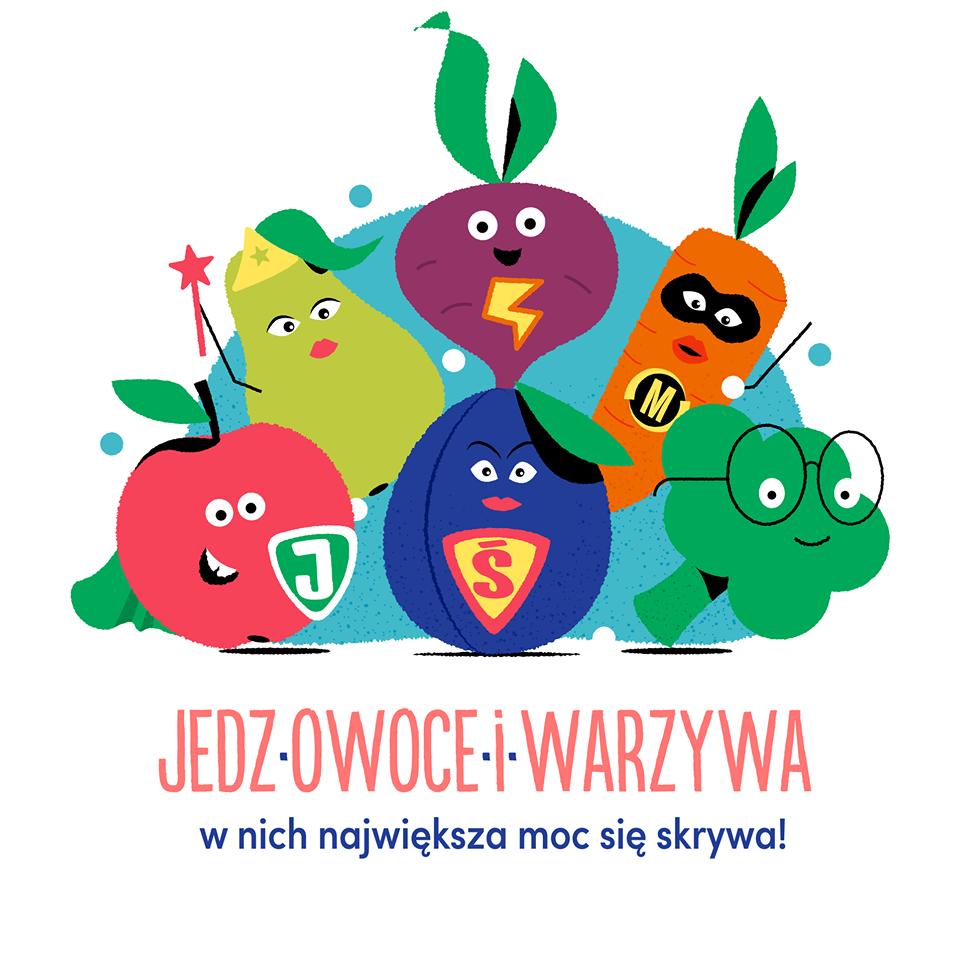 Sezonowe letnie smaki na talerzu Owocowo-warzywne inspiracje dla dzieci i rodziców