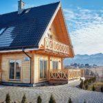 Eko dom w górach wygrała