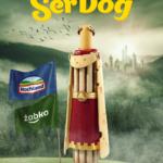 Ser Dog z Hochlandii zagości w Żabce na dłużej – pogromca mięsożernej rosiczki – Imperator Smaku Ser Doga Wspaniałego