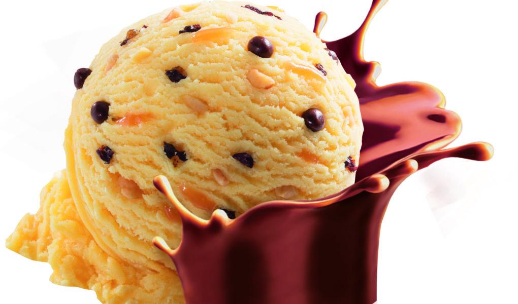 Przepyszne desery na bazie lodów Jeżyki, Grześki i Śliwka Nałęczowska polecają się na jesienno-zimowe wieczory