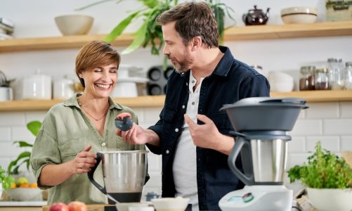 Wisienka na torcie nowych technologii w gotowaniu – Nowy w rodzinie! Thermomix Friend®
