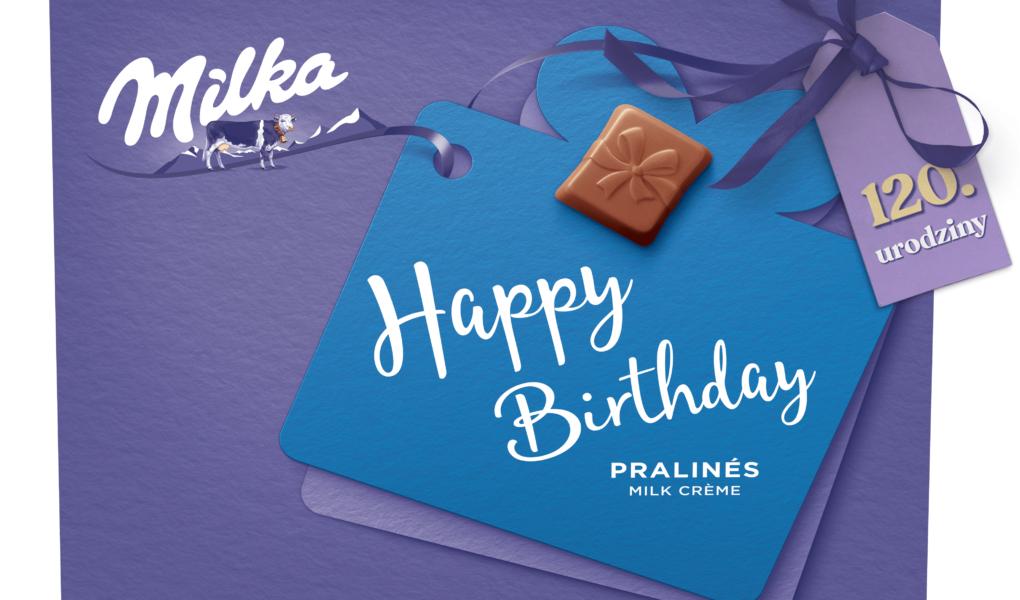 Milka świętuje 120. lat delikatności i spełnia życzenia polskich konsumentów w Loterii Milka