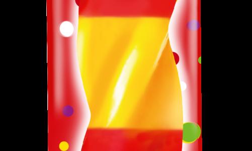 Orzeźwiająca Oranżada Hellena w lodowej postaci