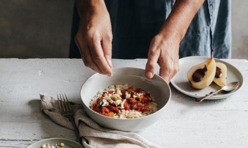 W kuchni tata mistrzem świata! Przepis 2 w 1 na Dzień Ojca, czyli obiad i deser w tym samym czasie