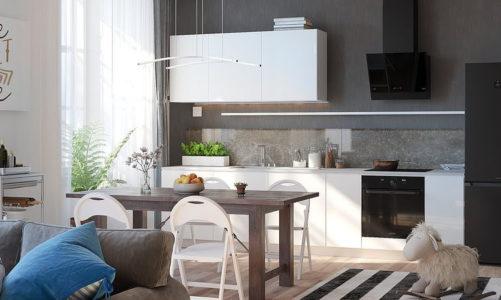 Prostsze życie w multifunkcyjnym domu. Simplicity Collection od Gorenje