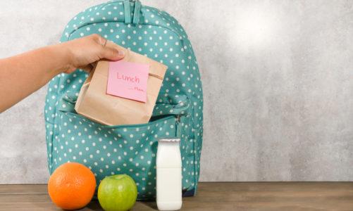 Powrót do szkoły – co zapakować do lunchboxa?